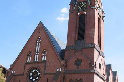 St.-Matthaei-Kirche Turmuhr - Copyright: Ev.-Luth. Kirchenkreis Lübeck-Lauenburg