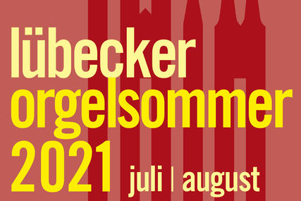 Der Lübecker Orgelsommer 2021 beginnt am 1. Juli. - Copyright: Lübecker Orgelsommer