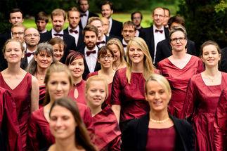 Der Kammerchor 'I Vocalisti' ist in Mölln zu Gast. - Copyright: Privat