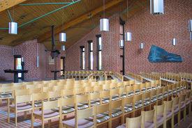 Blick durch den Innenraum der Bugenhagenkirche - Copyright: Ev.-Luth. Kirchenkreis Lübeck-Lauenburg