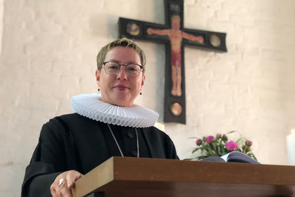 Pröpstin Petra Kallies. - Copyright: Kirchenkreis Lübeck-Lauenburg