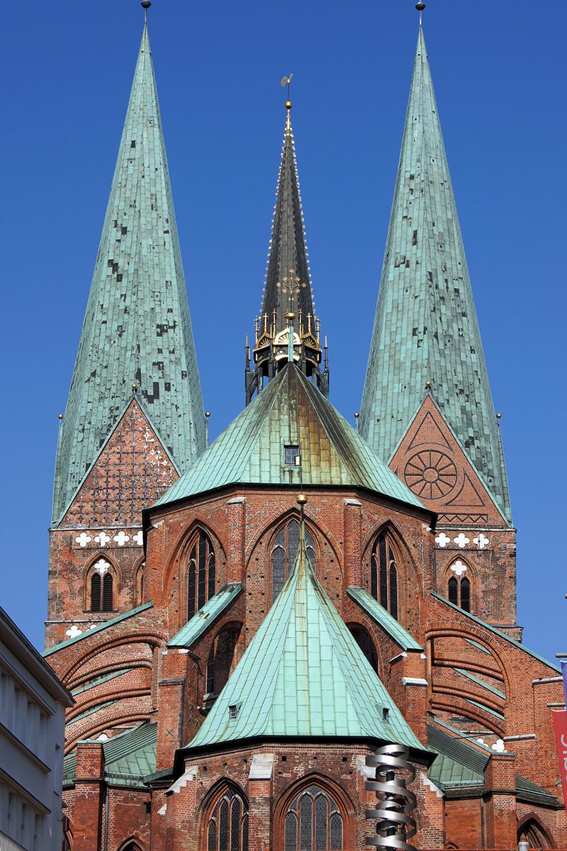 St Marien Kirche Hamburg