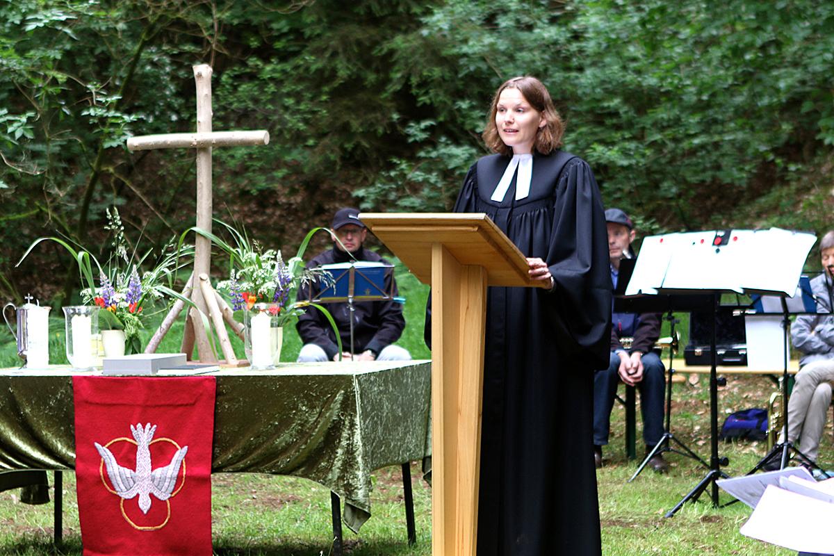 Gottesdienst zur Begrüßung der neuen Pastorin - Nachrichten - Ev ...