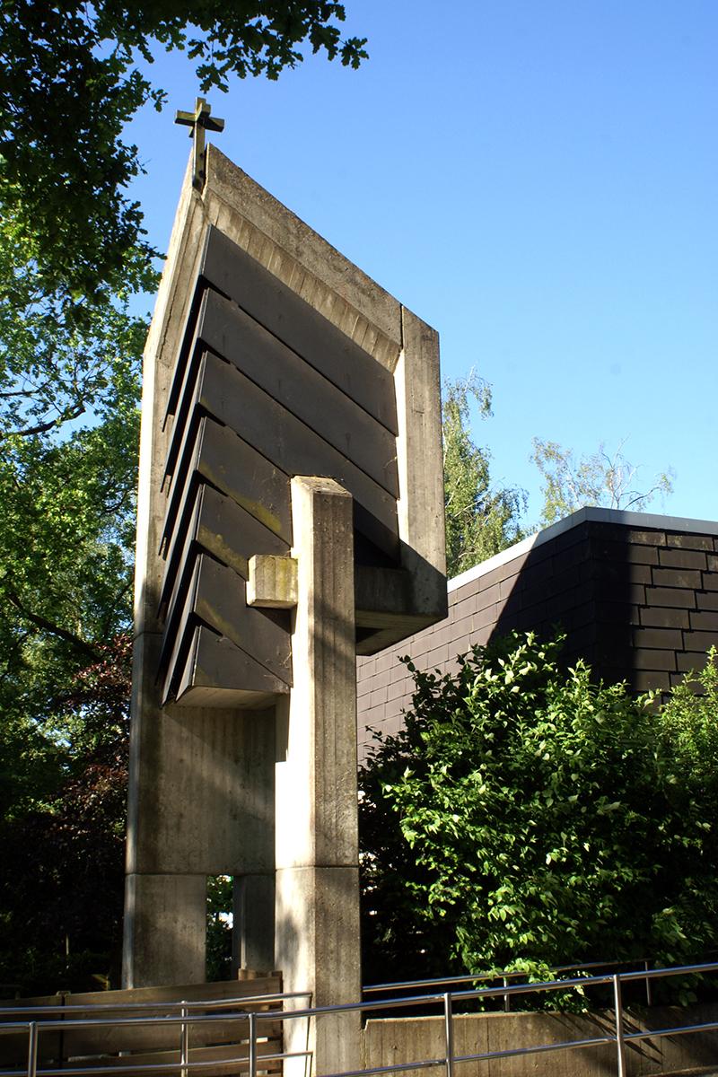 Die St.-Thomas-Kirche in Grünhof-Tesperhude - Copyright: Manfred Maronde