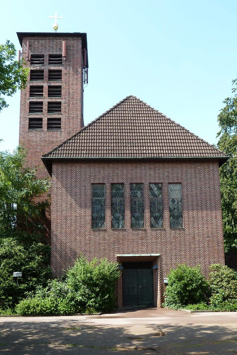 Die Heilig-Geist-Kirche in Wohltorf