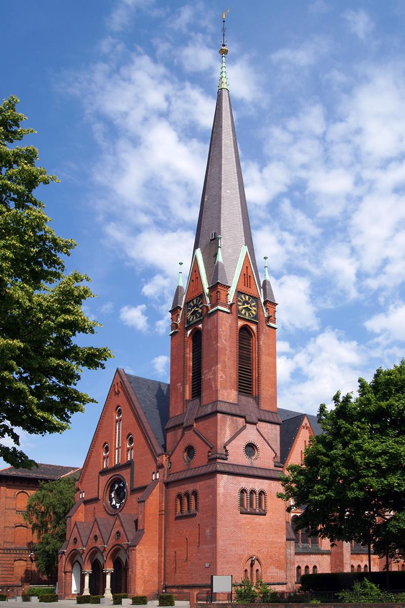 St Matthäi Lübeck