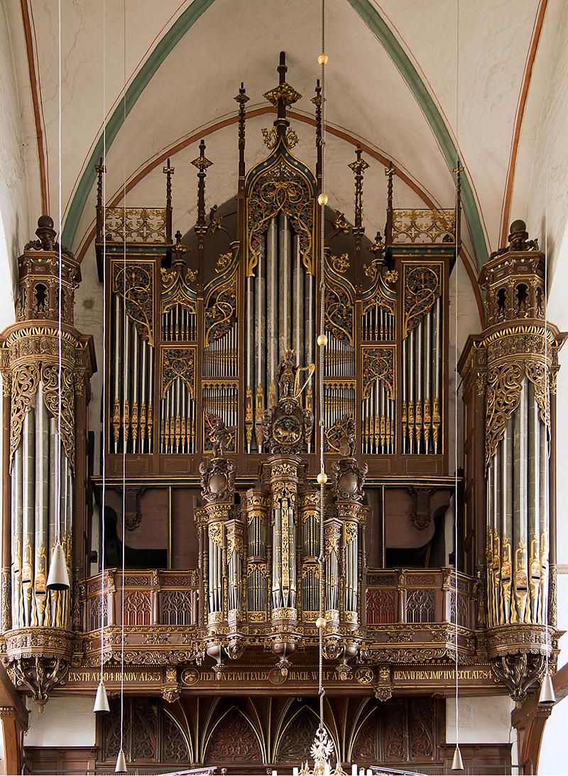 Lübeck Kirche